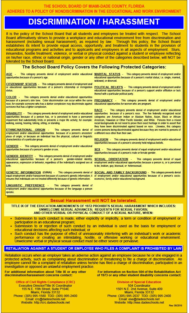 Special Education Law 101 Part Ix >> Doctors Charter School